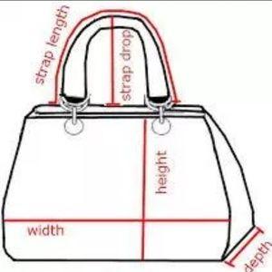 Handbags - 👜Handbag Measurements 👜